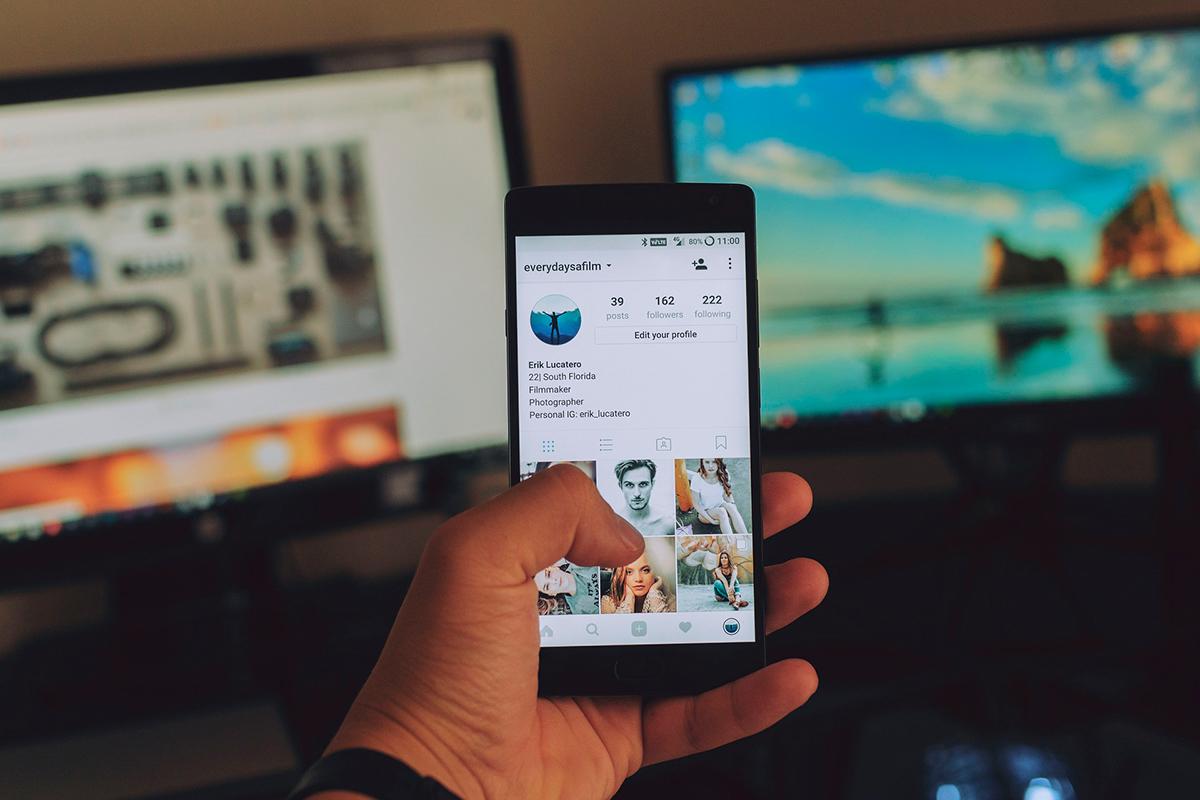 Impulsionamento Instagram